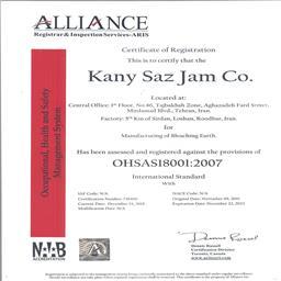 OHSAS180001:2007